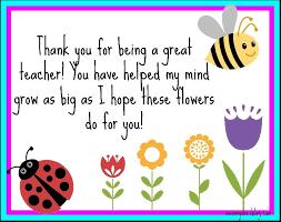 thankou cards for teachers thank you cards for teachers