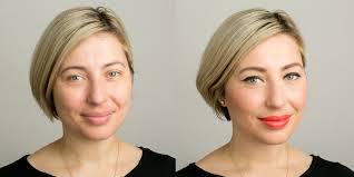 makeup tutorial face contouring and cat eye