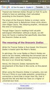 Draconic Chart Meaning I Also Learned About Draconic Charts