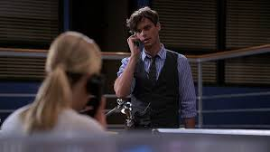 spencer reid season 7. smith \u0026 wesson model 65. dr. spencer reid season 7