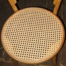 thonet chair cane seat