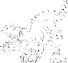 Dot Coloring Pages Hard Dot To Dots Coloring Page Fine Picture Dot ...