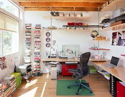 perfect home office. Ffice Of Floating Shelves Office- With Custom \ Perfect Home Office A