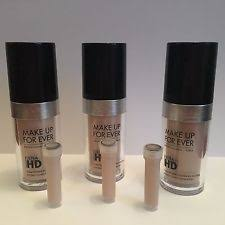 make up for ever ultra hd foundation mini vial only 2ml