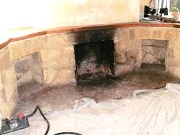 clean cotswold stone fireplace chimney service damper ing clean fireplace glass with ash gas flue screen clean white