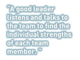 Quotes About Good Leader 40 Quotes Mesmerizing Good Leadership Quotes