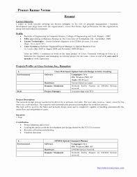 Mba Finance Fresher Resume Format Best Of Student Resume Samples