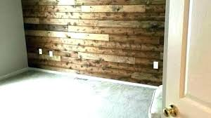 l and stick pallet wall on shelves design iration wood wallpaper art paneling n removable flooring