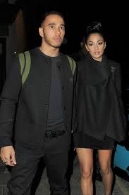 lewis hamilton and rihanna. Brilliant And Nicole Scherzinger U0027Fumingu0027 After Her Ex Lewis Hamilton Parties With Rihanna  On And