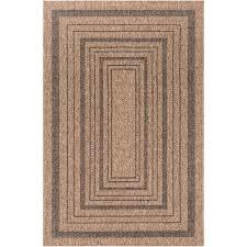 2 x 3 x small dark brown indoor outdoor area rug marmaris rc willey furniture