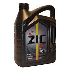 ᐅ <b>ZIC</b> X7 LS 10W-40 6 л отзывы — 4 честных отзыва ...