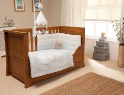 vintage blue bedding range in nursery silver cross