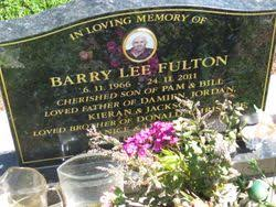 Barry Fulton (1966-2011) - Find A Grave Memorial