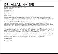 physician retirement letter sample letter of retirement