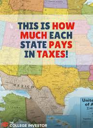 Ultimate Guide To State Income Taxes How Much Do You Really