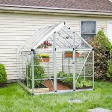 How To Build A Mini Greenhouse  Helpful Hints  Pinterest  Mini Buy A Greenhouse For Backyard