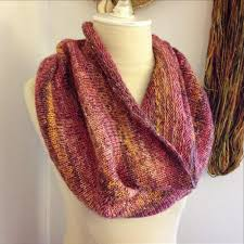 Knitted Infinity Scarf Pattern Custom Design Inspiration