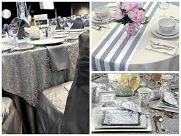 50 Shades Of Grey Decorations 50 Shades Of Grey How To Plan The Perfect Silver Wedding Blog