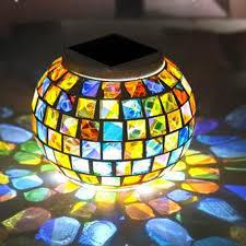 Solar Mosaic Garden Light PromotionShop For Promotional Solar Solar Mosaic Garden Lights