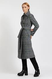 <b>Пальто с элементами trench</b> coat VASSA&Co VASSA&Co ...