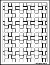 Find all the coloring pages you want organized by topic and lots of other kids crafts and kids activities at allkidsnetwork.com. Pattern Coloring Pages Customize Pdf Printables