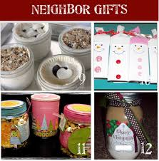 It's Written on the Wall: 186 Neighbor Christmas Gift Ideas-It's All ...
