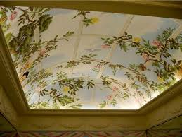 ceiling paint ideas3 Ceiling Paint Color Ideas To Beautify Ceiling