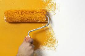 Paint for wallpaper for painting ...