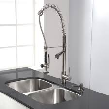 Kitchen Faucet Kitchen Sink Faucet With Sprayer Single Kitchen