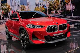 Coupe Series bmw x2 2016 : 2018 BMW X2 Spied Overtaking Porsche Panamera On The Nurburgring ...