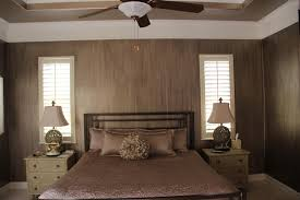 master bedroom with ceiling and ceiling fan