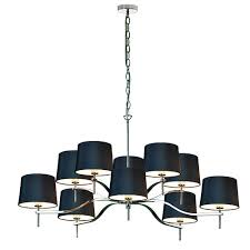 viore design grace 10 light chandelier