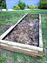 landscape timbers railroad ties railroad tie garden bed full size of build raised garden bed landscape timbers lawn ties garden landscape timbers vs