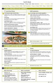 california pizza kitchen happy hour menu