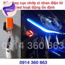 2 dây đèn LED dẻo định vị ban ngày và Xi nhan audi chạy đuổi loại 30cm - Đèn  Thương hiệu OEM