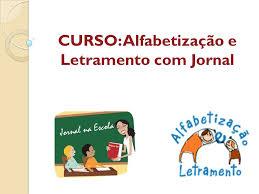 curso de alfabetizao e letramento