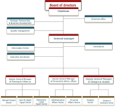 Consulting Company Org Chart African Consultant Office Organization Chart