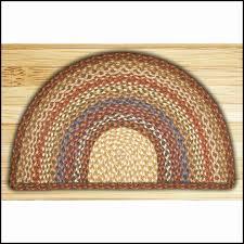 wayfair braided rugs marvelous earthrugs honey vanilla ginger braided area rug reviews