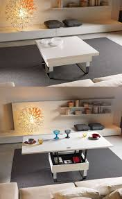 Coffee Table Turns Into Dining Table 12 Best Nos Tables Transformables Images On Pinterest Coffee