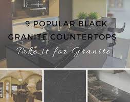 from solid black to gold flecked msi s elite collection of black granite countertops can be used for a multitude of styles and designs
