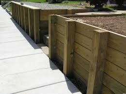 create a usable front yard with a retaining wall