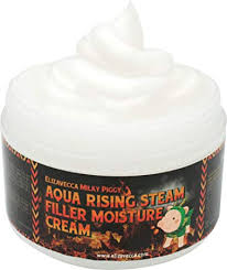 Elizavecca Aqua Rising Argan Gelato Steam Cream ... - Amazon.com