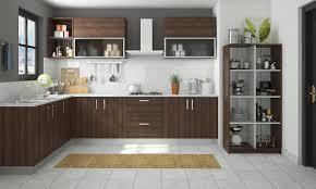 Dowitcher L-Shaped Kitchen