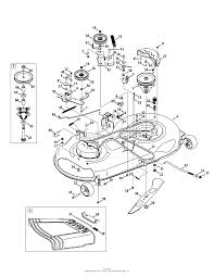 Troy bilt 13wx79kt011 horse xp 2011 parts diagram for mower deck rh jackssmallengines troy