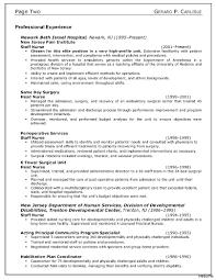 Resume Templates For Nurses Sample School Nurse Resume For Nursing Templates Objectives Resumes 11