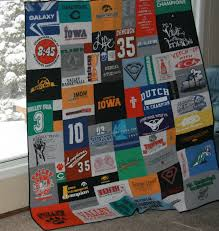 Order | C&us T-shirt Quilts by Cindy Swanson & An example of a quality t-shirt quilt made by Campus T Shirt Quilts To order  ... Adamdwight.com