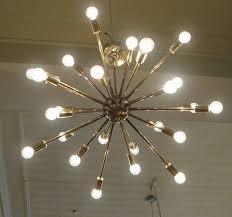 vintage 1950s brass sputnik chandelier at 1stdibs regarding brilliant property vintage sputnik chandelier remodel