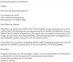 Employment Verification Letter 8 Samples To Choose From