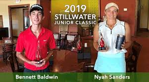 Baldwin, Sanders win Stillwater Junior Classic on Players' Tour ...