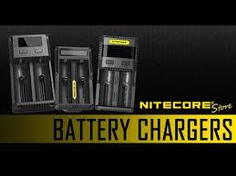 Nitecore Comparison Chart Nitecore Charger Buying Guide I2 2016 I4 D2 D4 Um10 Um20 F1 Sc2